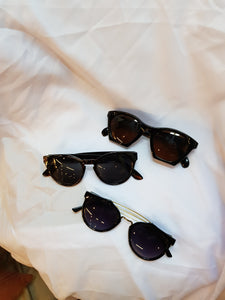H&M brown sunglasses