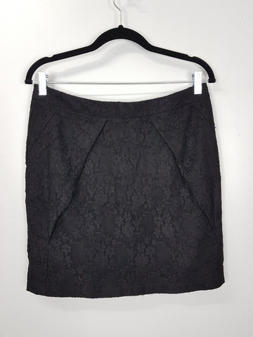 Encore black skirt