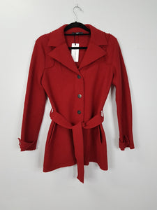 New Man Red Coat