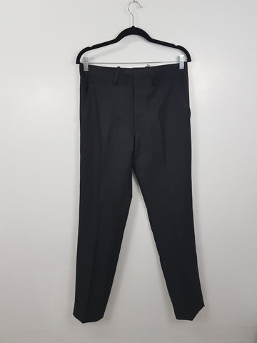 N/A Black Formal Dress Pants