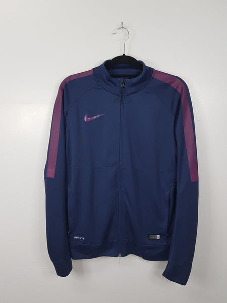 Nike Dri-Fit Blue Jacket