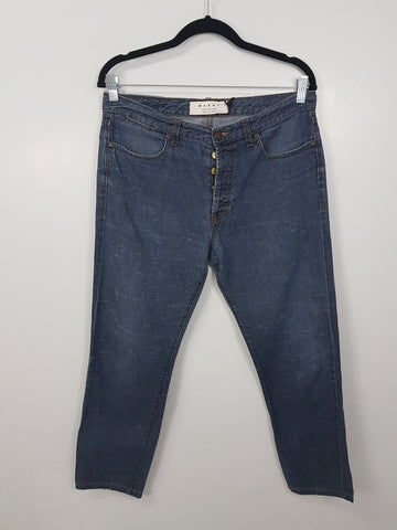 Marni Blue Denim Jeans