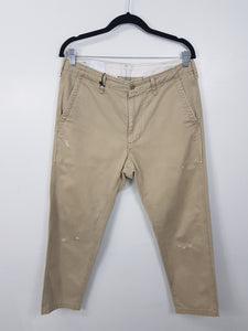 United Arrow & Sons Beige Pants
