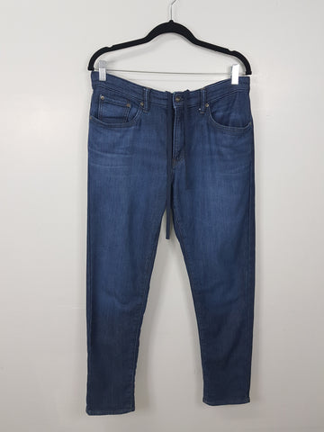 Uniqlo Blue Denim Jeans