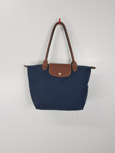 Long Champ Blue shoulder bag