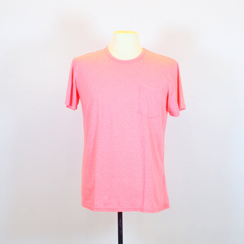 Bench Pink Tee with Front Pocket