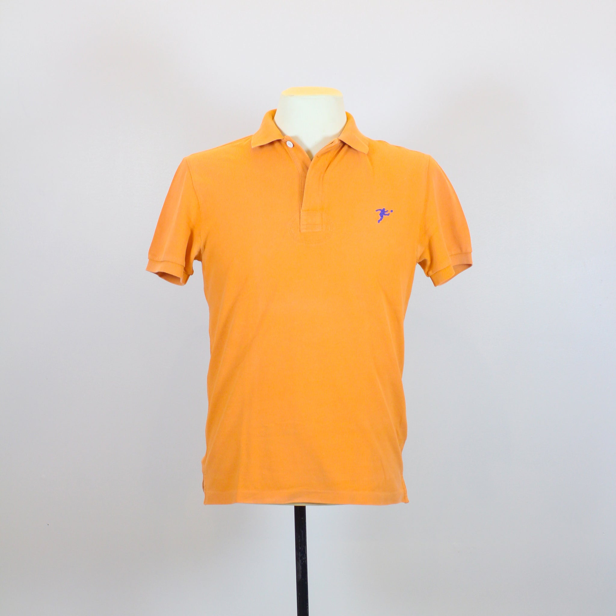 Ralph Lauren Orange Polo Shirt