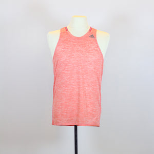 Adidas Pink Sleeveless Athletic Top