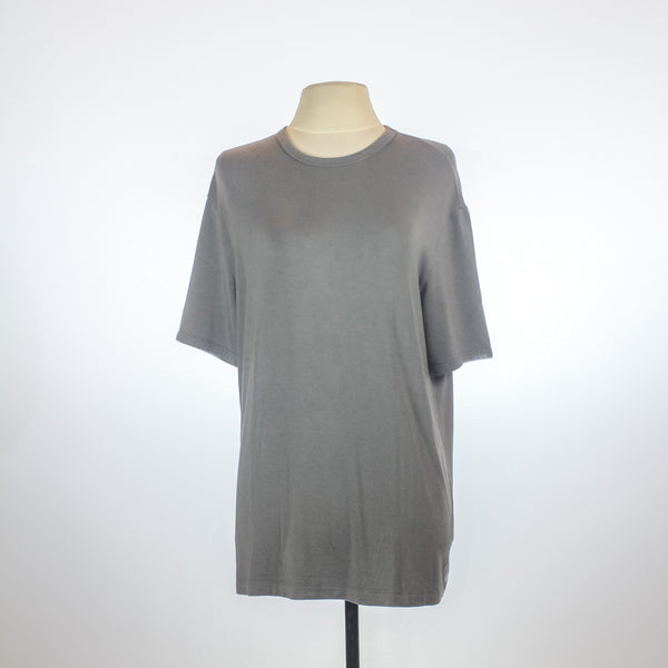 Armani Grey plain Shirt