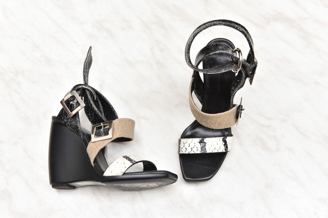 Balenciaga Wedge Heels