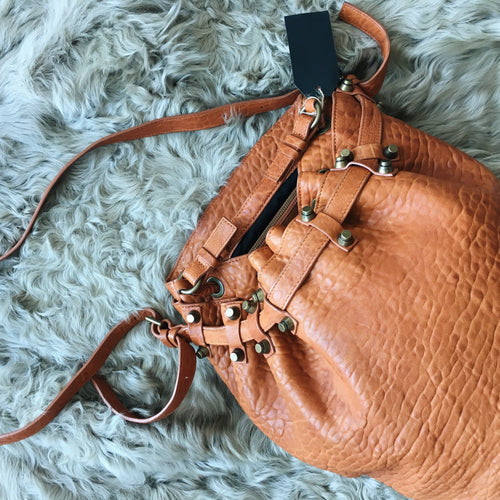 Alexander Wang Orange Bucket Bag