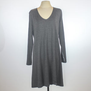 Marks and Spencer Grey long-sleeved Dress