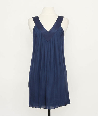 Alice & Olivia Navy Dress