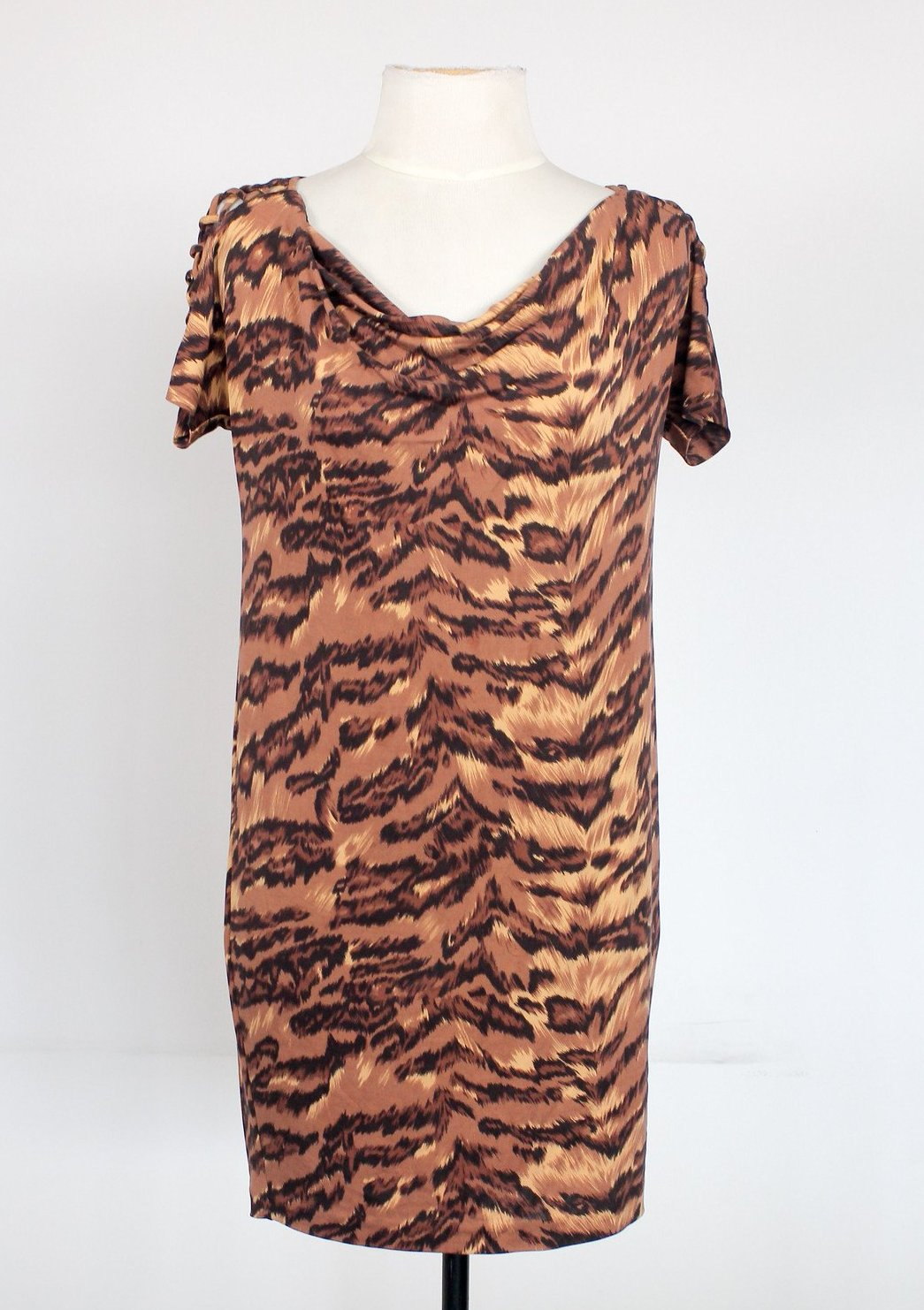 Diane Von Furstenberg Leopard Dress