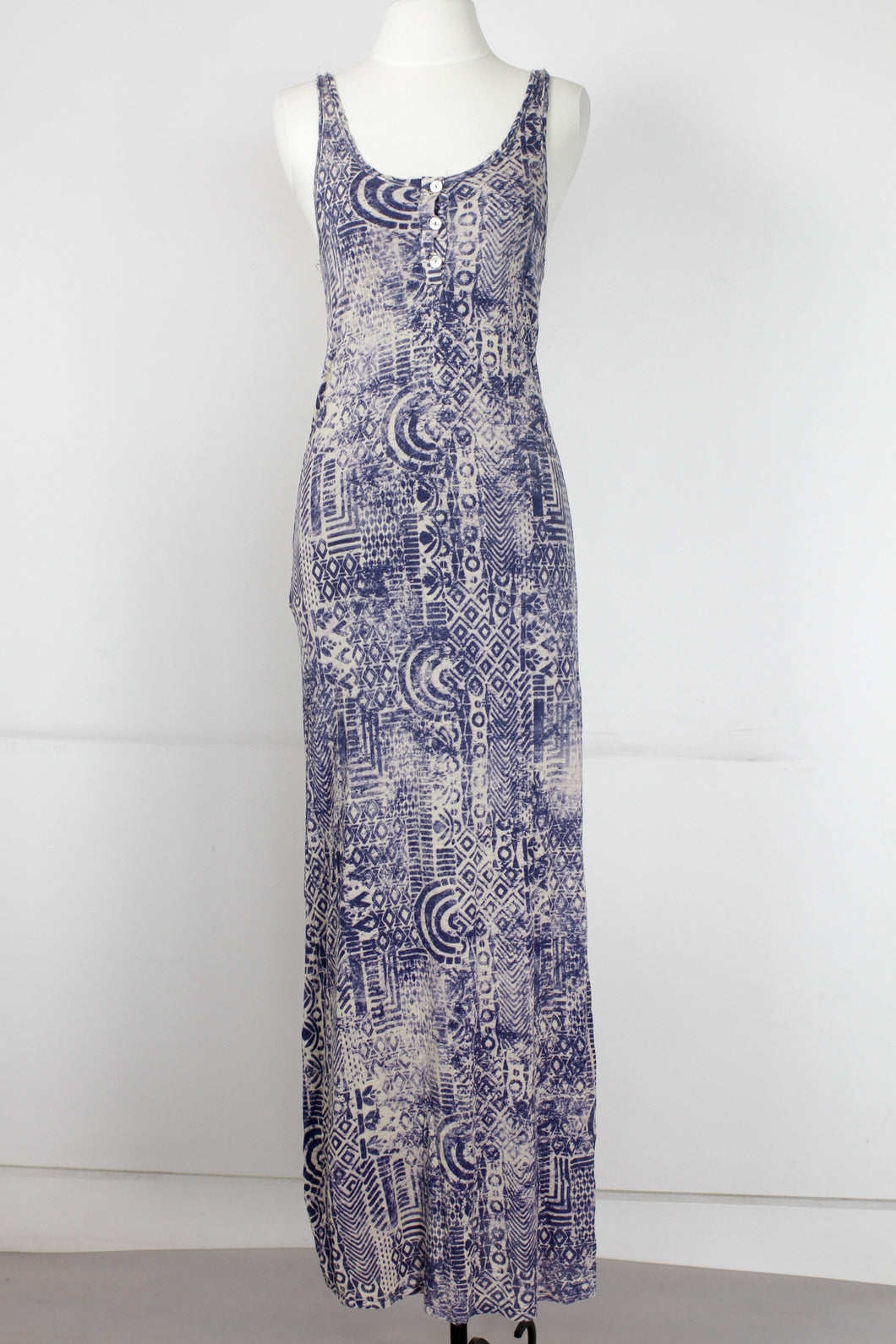 Lilka Printed Maxi Dress