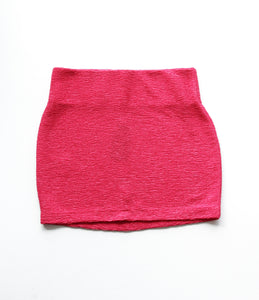 BCBG Pink Mini Skirt