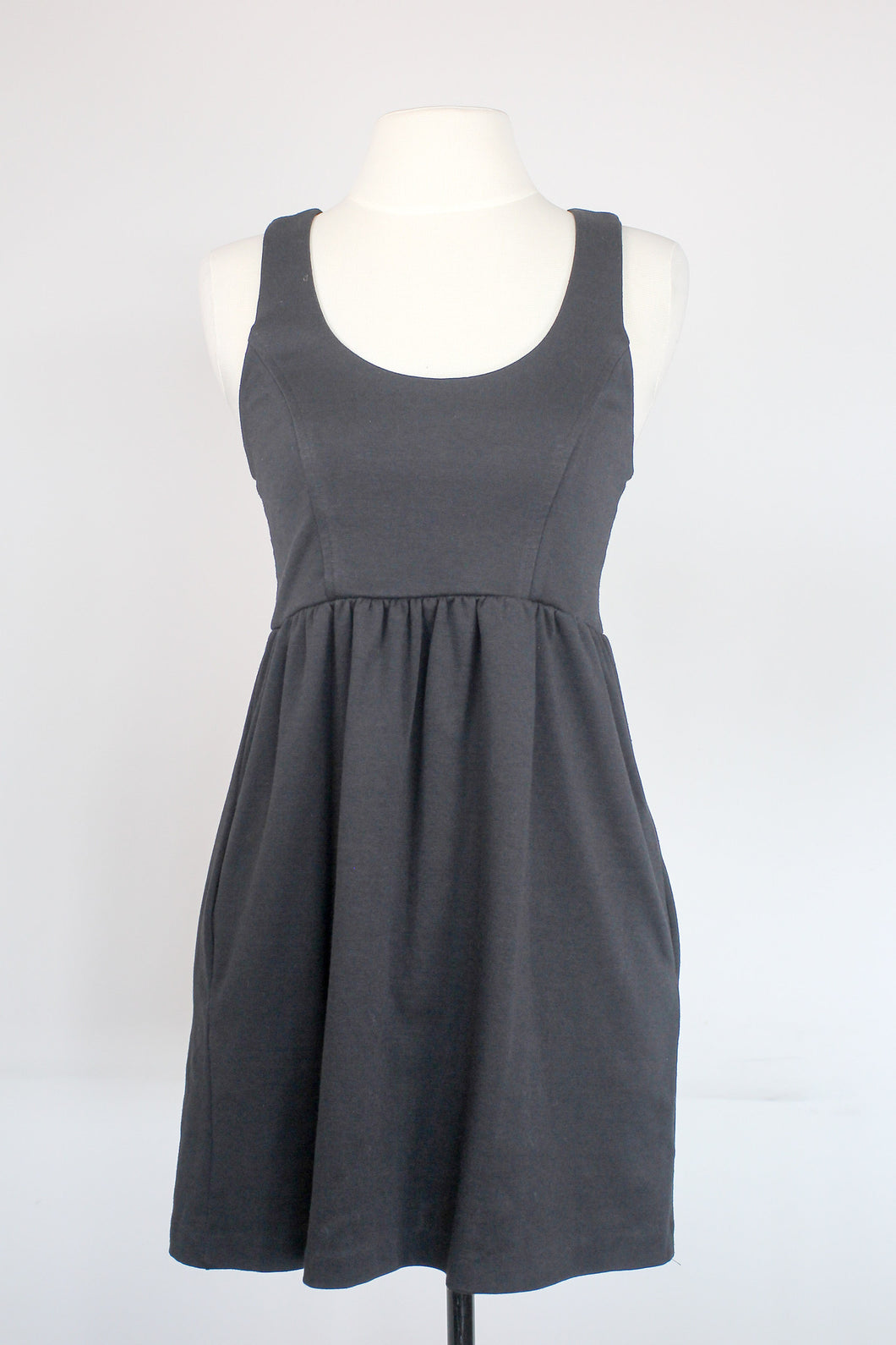 silence + noise Black Dress