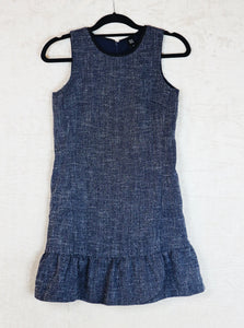 GG 5 blue sleeveless dress