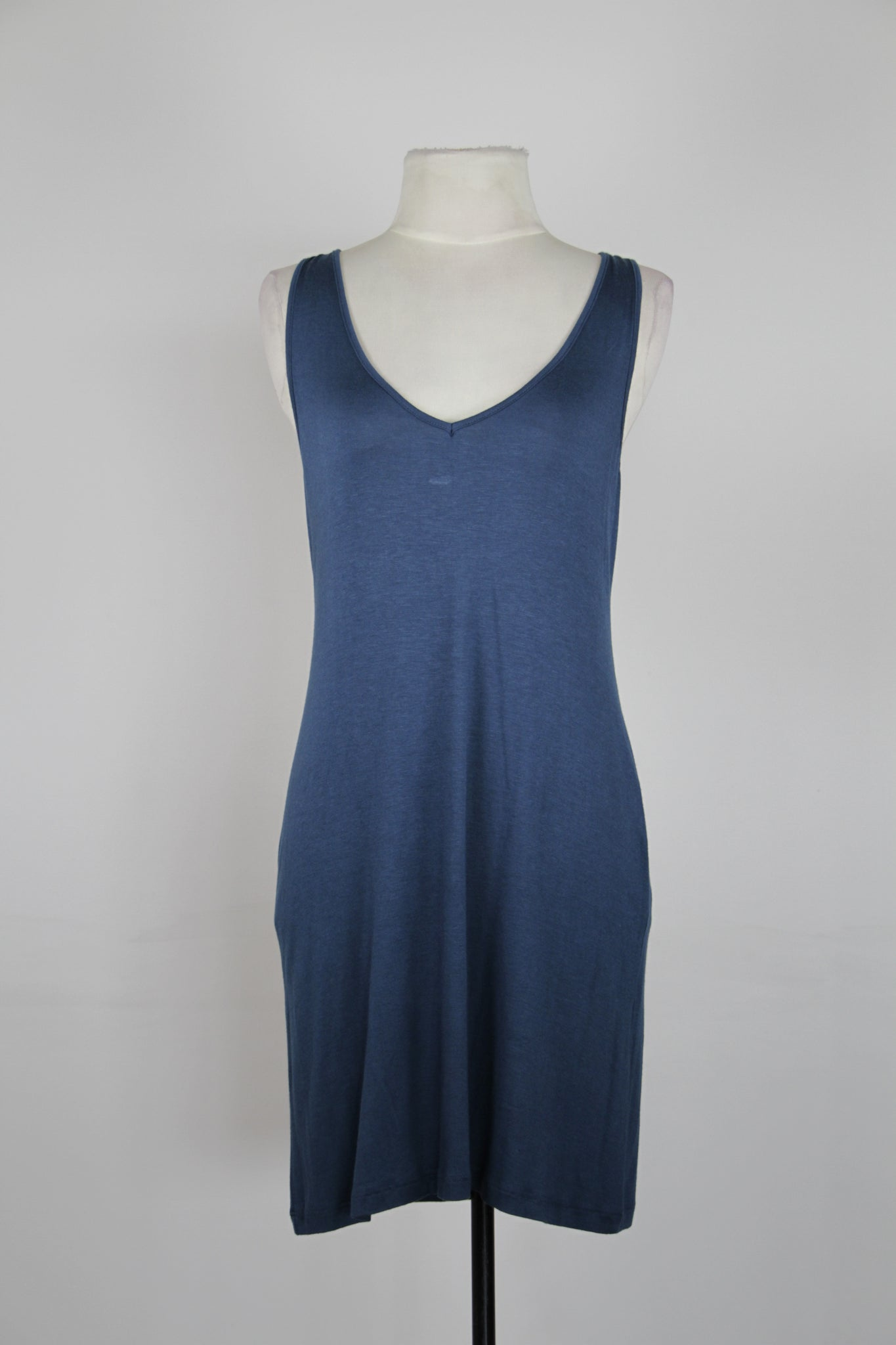 Ethic Blue Tank Dress