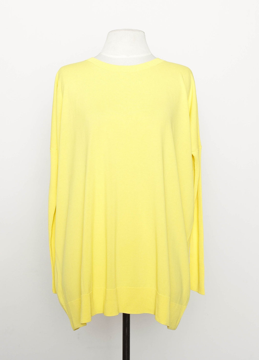 COS Yellow Oversized Sweater