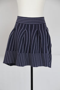 Maje Knit Circle Skirt