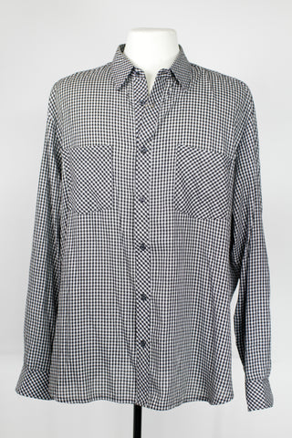 Avelbacudio Gingham Shirt