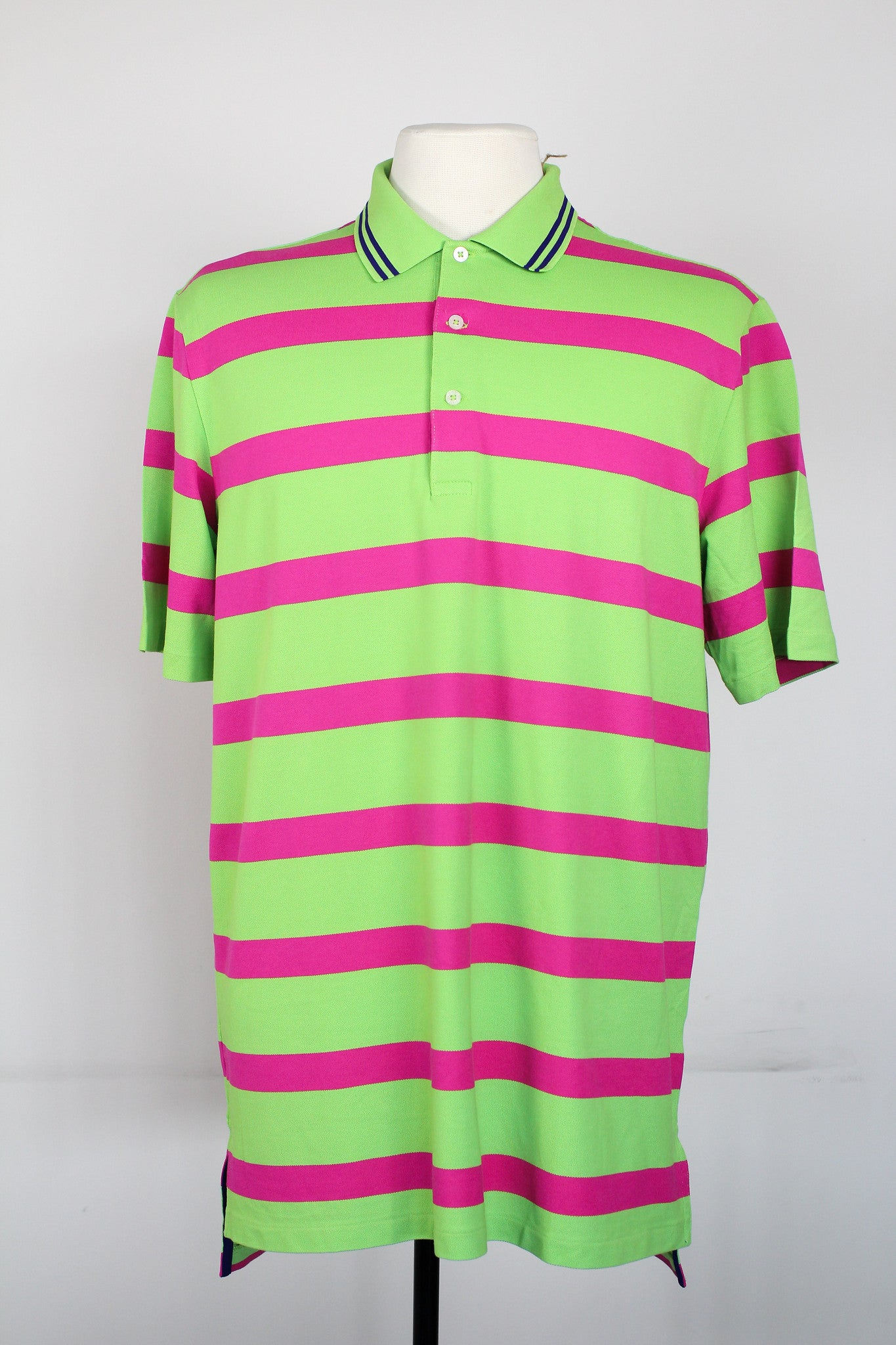 Abercrombie & Fitch Striped Polo