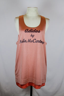 Stella McCartney Adidas Pink Athletic Top