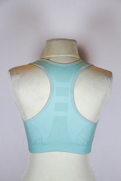 Athletic Essentials Light Blue Athletic Top