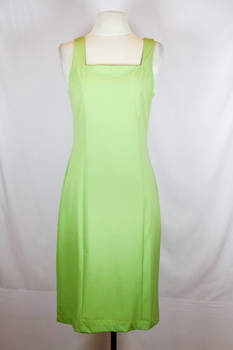 pomelo green sleeveless dress
