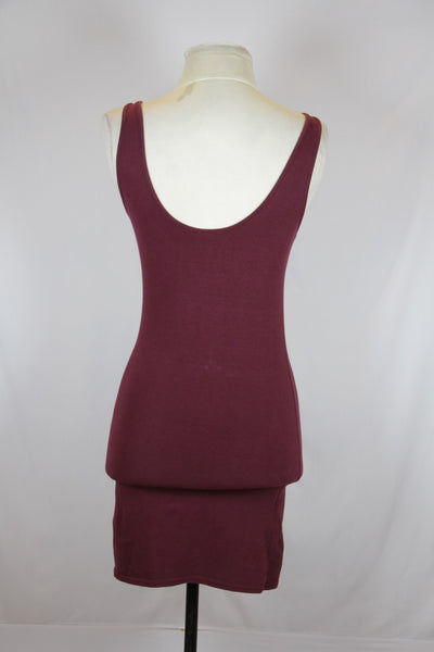 Topshop Red Bodycon Dress