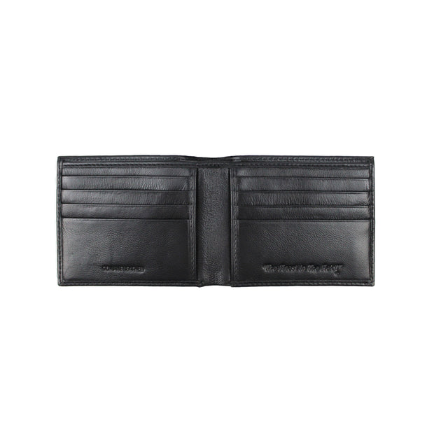 Seams Bifold (Black)