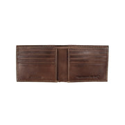 Seams Bifold (Chocolate)