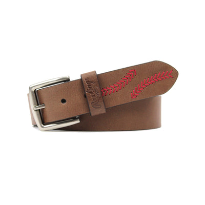 Baseball Stitch Belt