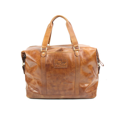 Road Game Duffle (Tan)