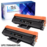 LxTek Compatible Toner Cartridge Replacement for Samsung 111S 111L MLT-D111S MLT-D111L to use with Xpress SL-M2020W M2020W SL-M2070FW M2070FW SL-M2070W M2070W Printer (2 Black, High Yield)