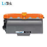 LxTek Compatible Toner Cartridge Replacement for Brother TN750 TN-750 TN720 TN-720 (2 Black High Yield) for Brother DCP-8110DN HL-5470DW HL-5450DN HL-6180DW MFC-8510DN MFC-8710DW MFC-8910DW MFC-8950DW