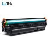 LxTek Compatible for Canon 128 CRG128 Black Toner Cartridge (3500B001AA) Used in Canon ImageCLASS D550 D530 MF4570DN MF4770N MF4570DW MF4890DW MF4880DW Faxphone L100 L190 Printer (4 Pack)