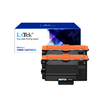 Compatible Toner Cartridge Replacement for Brother TN850 TN-850 TN820 TN-820 (2 Black, High Yield)