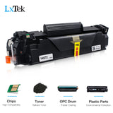 LxTek Compatible Toner Cartridge Replacement for Canon 128 CRG128 to use with ImageCLASS D530 D550 MF4570dw MF4570dn MF4770n MF4880dw MF4890dw MF4580dn MF4420n MF4450,FaxPhone L190 L100(Black, 2-Pack)