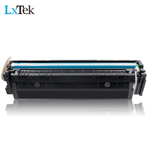 LxTek Compatible Toner Replacement for HP 201X 201A CF400A