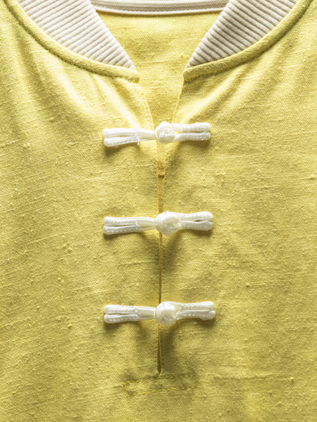 (40% off) 007 - The Polo (Yellow)