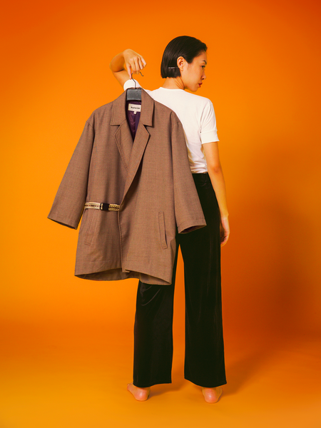 009 - The Blazer (Tan)