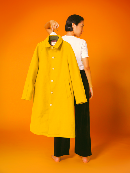 011 - The Trench (Mustard)