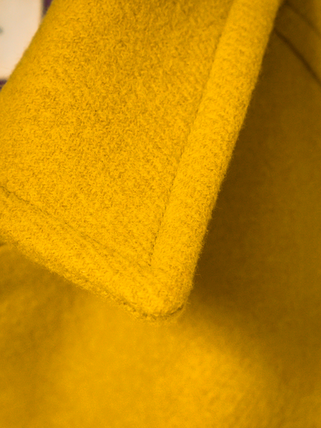 (30% off) 011 - The Trench (Mustard)
