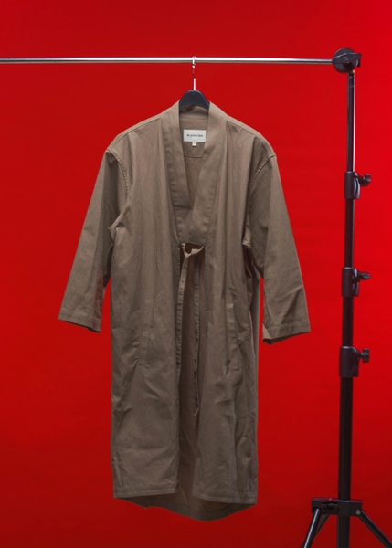 The Private Label The Robe Olive