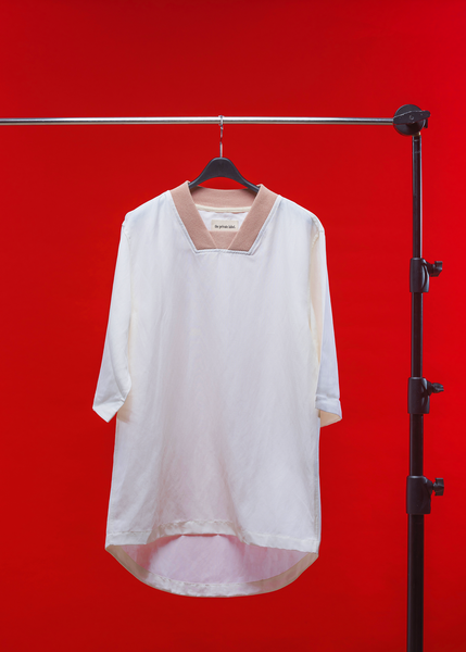 The Private Label The Tunic Ivory