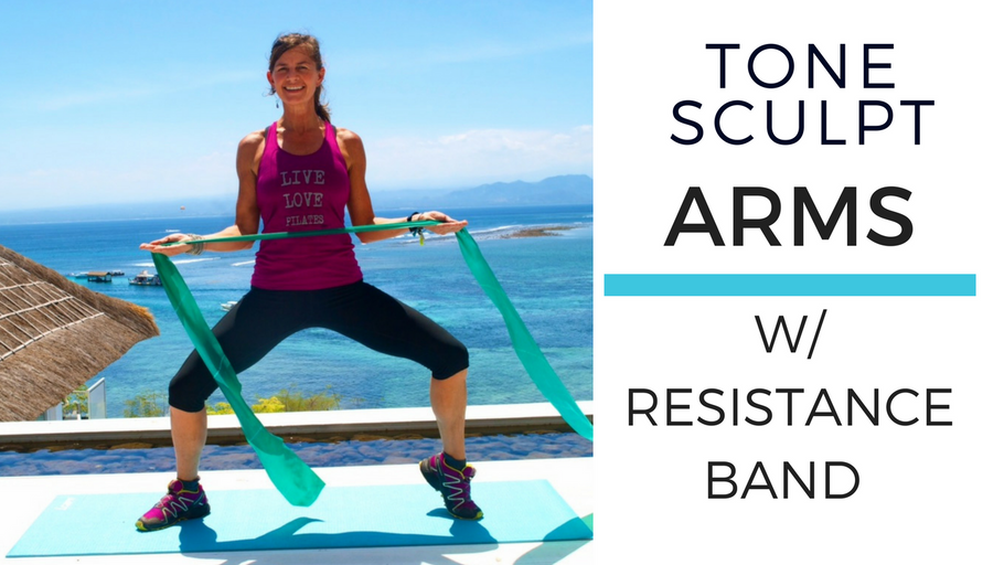 ARM SCULPTING AND TONING IN 10 MIN