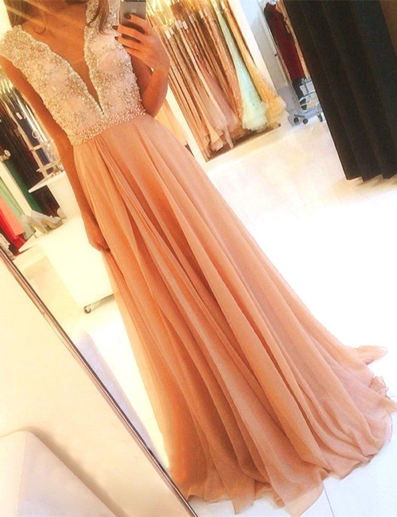 V-neck Prom Dresses,Sweetheart Prom Dress,New Design Prom Dresses,A-line Prom Dress,Cheap Prom Dresses,PD00174