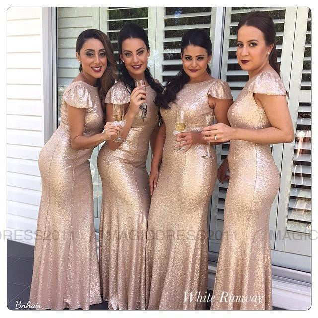 Mermaid Bridesmaid Dresses,Cap Sleeve Bridesmaid Dress,Scoop Bridesmaid Dress,Cheap Bridesmaid Dresses,Hot Sale Bridesmaid Dress,PD00193